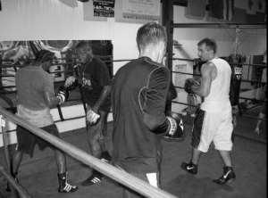 boxing, jacksonville beach boxing