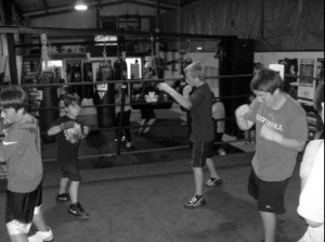 youth boxing, kids boxing, jacksonville beach boxing